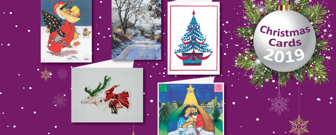Buy charity Christmas cards from Pelican Cancer Foundation