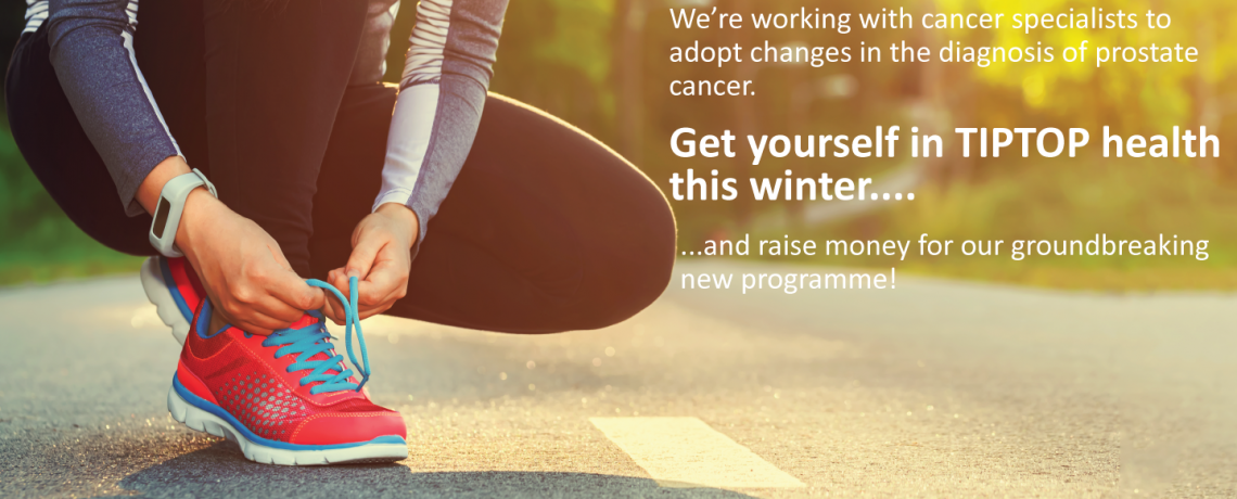 Get fit and support our TIPTOP new programme!
