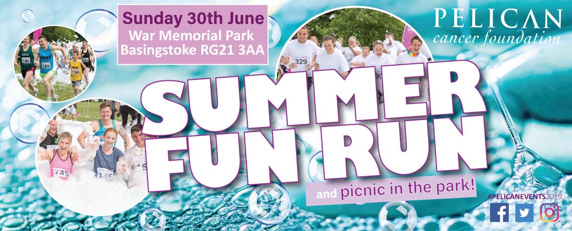 Pelican Summer Fun Run – Sunday 30th June